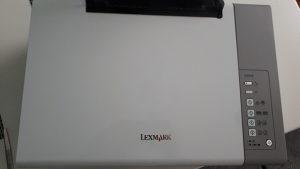 Printer lexmark