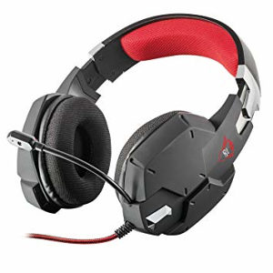 Slušalice TRUST Carus GXT 322 Gaming Black (8426)