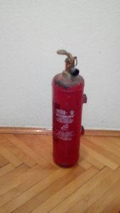 Protivpožarni aparat
