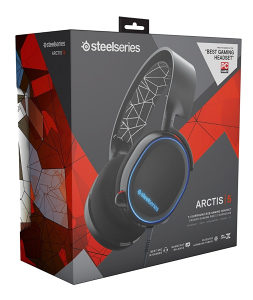 SteelSeries Arctis 5 Gaming Headset Slušalice (PS4/PC)