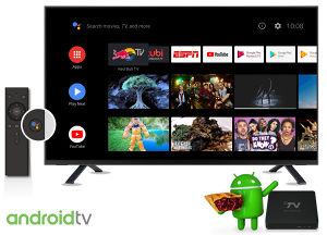 "Vivax 40"" Smart WiFi ANDROID KOMPLET, TV + Box FullHD"
