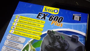 Profi Kanister filter TETRA EX 600 Plus serije