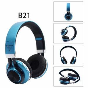 JBL Bluetooth Slusalice(Plave)Model:B21/Besplatna Dosta