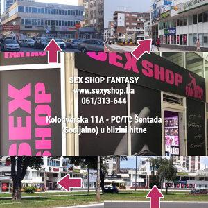 Sex ShopFantasy - Vibrator*Dildo*Navlaka*Penis*Veš*BDSM