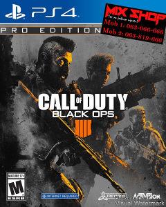 ORIGINAL CALL OF DUTY BLACK OPS 4 PRO E Playstation PS4