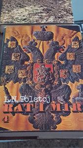 Knjige Rat i Mir