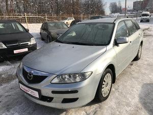 Mazda 6 Dizel 2.0 89 kw 2002*Rata 150