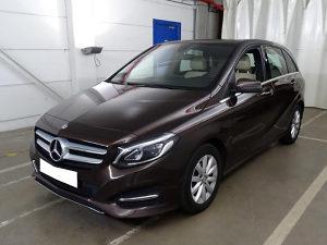 Mercedes B 180 CDI Sportpaket EXCLUSIVE PLUS -FACELIFT-