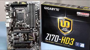 Maticna Gigabyte GA-Z170-HD3