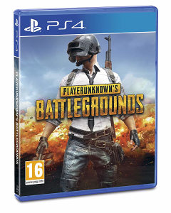 PLAYERUNKNOWN'S BATTLEGROUNDS PUBG (PS4)