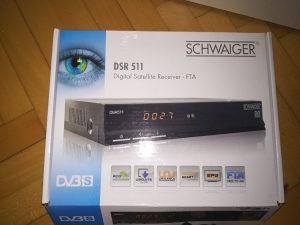 Digitalni satelitski resiver DVB S