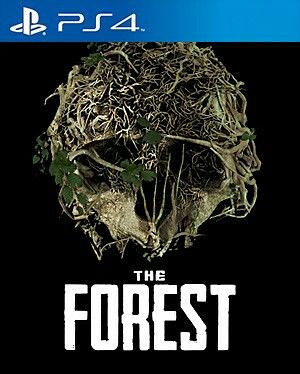THE FOREST PS4 DIGITALNA IGRA