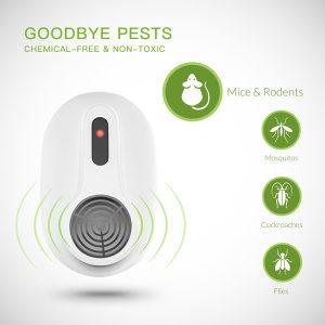 AVANTEK Ultrasonic Pest Repeller