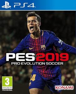 PES 19 2019 PRO EVOLUTION SOCCER 2019 PS4.