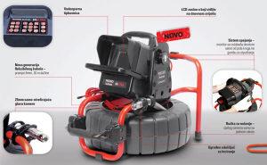 RIDGID SeeSnake® Compact2 Kamera Sistem