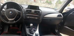 2014. BMW 116i F20
