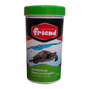 Hrana za kornjače FRIEND Gammarus 25gr