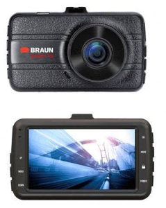DVR Cam BRAUN B-Box T5 Car