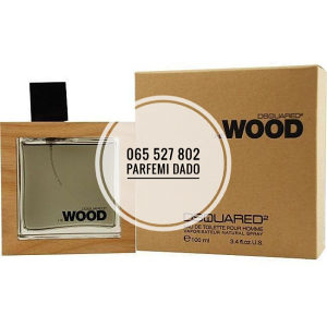 Dsquared² HE WOOD edt 100ml