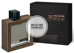 Dsquared² ROCKY MOUNTAIN WOOD edt 100ml