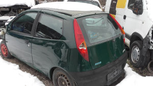 Fiat Punto dijelovi komplet