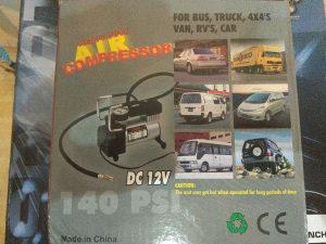 Kompresor 12V