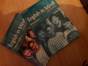 English in Mind (4)knjiga +radni list