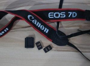 Canon EOS 7D strap kais remen