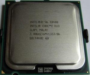 Procesor e8400