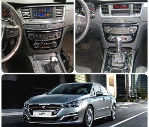 Multimedija navigacija Peugeot 508