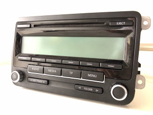 GOLF 6 CD - MP3 RADIO RCD310 (GOLF 5/PASSAT6)