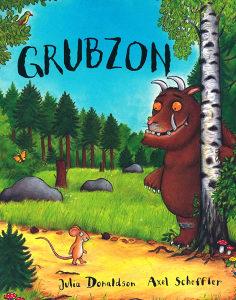 Knjiga: Grubzon, pisac: Julia Donaldson, Axel Scheffler, Dječije knjige, Slikovnice, Predškolski uzrast