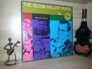 THE GLENN MILLER YEARS (Box 7 LP)