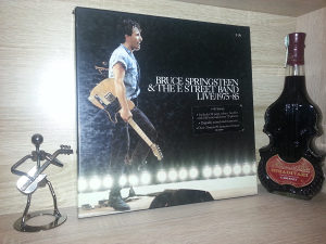 BRUCE SPRINGSTEEN - Live 1975 - 85 (Box 5 LP)