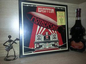 LED ZEPPELIN - Mothership (Box 4 LP)