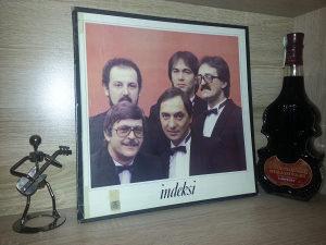 INDEXI - Sve ove godine (Box 4 LP)