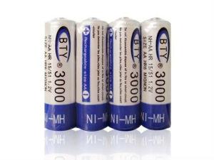 punjive aa baterije BTY