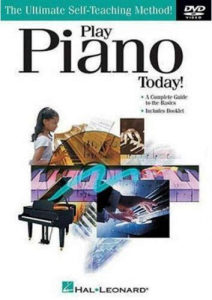 Play Piano Today-DVD