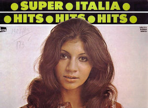 SUPER ITALIA HITS lp
