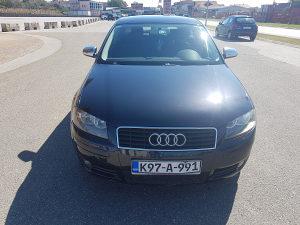 Audi A3 2.0 TDI 103 KW 2003 2/3 VRATA