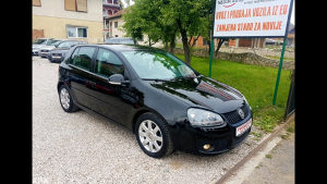 Volkswagen Golf 5 2005 god GT oprema Registrovan6/2019