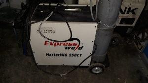 APARAT Co2 MASTER MIG 250(EXSTRA)