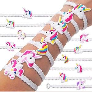Narukvica unicorn za djevojčice