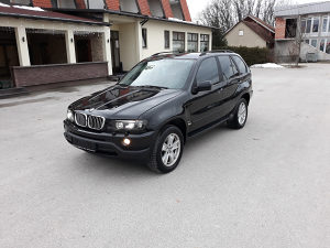 BMW X5 3.0 DIZEL 2002 GODINA TOP STANJE
