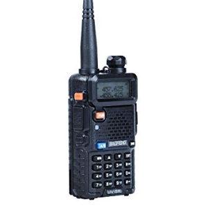Baofeng UV 5R Toki Voki-Radio Stanica Motorola