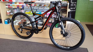 Specialized Camber 2015
