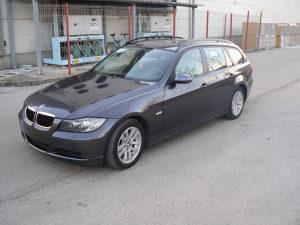 BMW E91  320D  motor M47  120KW  AUTOMATIK  CARINA+PDV