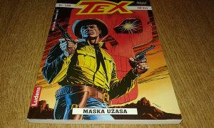 Tex 126 Maska užasa