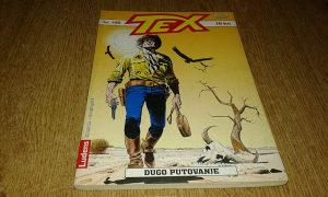 Tex 105 Dugo putovanje