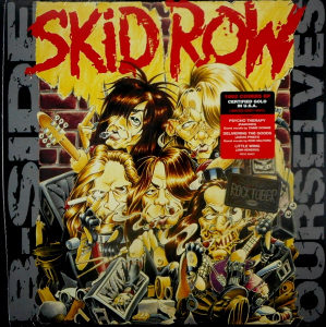 Skid Row LP Novo,Neotpakovano !!!